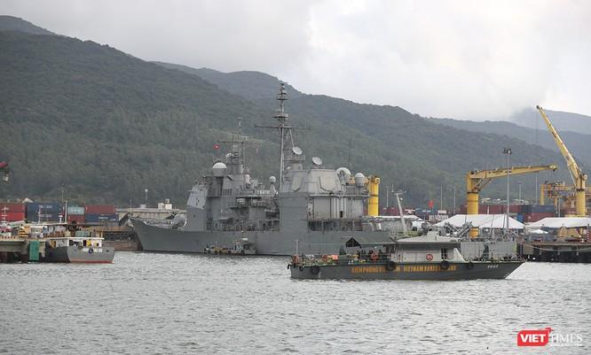 Toàn cảnh chuyến thăm của đội tàu USS Theodore Roosevelt (CVN-71) ở Đà Nẵng ảnh 64