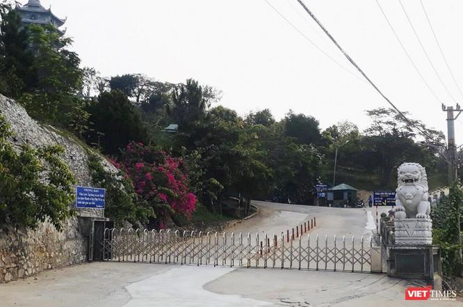 Đà Nẵng: Dừng các hoạt động tại bãi tắm biển công cộng và đóng cửa khu du lịch tâm linh Chùa Linh Ứng Sơn Trà ảnh 1