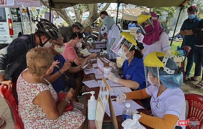 Đà Nẵng chưa thu phí cách ly người dân về từ vùng dịch ảnh 1
