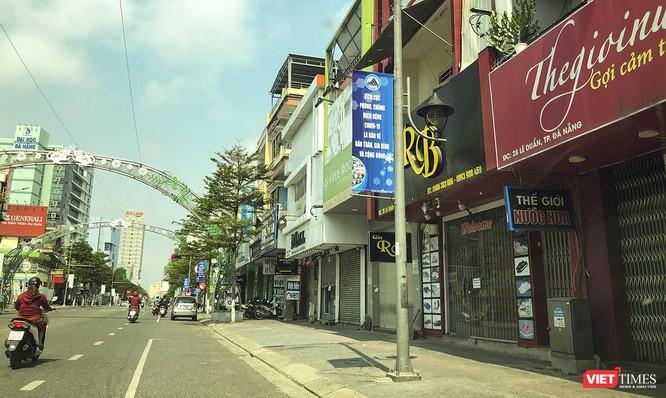 Đà Nẵng: Dịch COVID-19 kéo dài, nhiều hộ thuê mặt bằng kinh doanh gặp khó ảnh 2