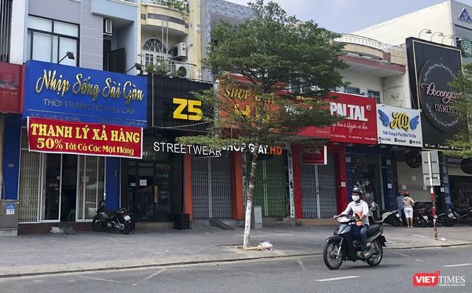 Đà Nẵng: Dịch COVID-19 kéo dài, nhiều hộ thuê mặt bằng kinh doanh gặp khó ảnh 1