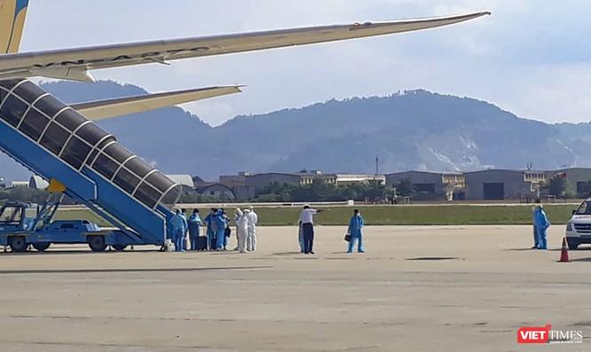 Cảng hàng không Đà Nẵng được quốc tế công nhận kiểm chuẩn y tế và chống dịch COVID-19 an toàn ảnh 1