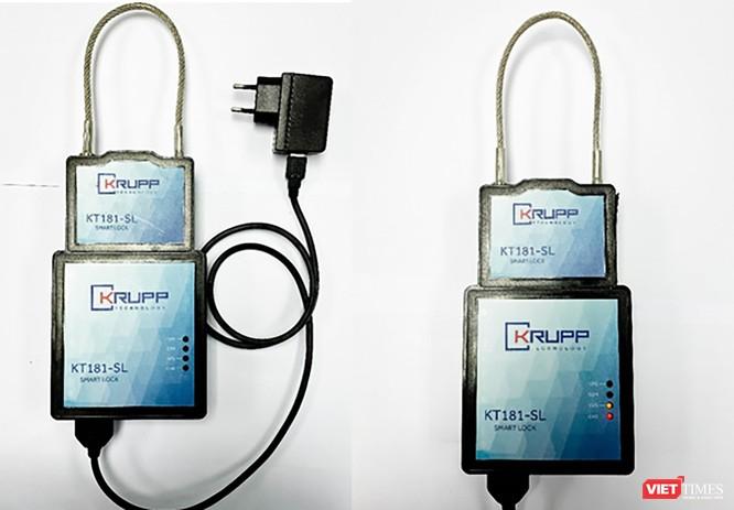 Đà Nẵng: Hải quan đưa seal điện tử định vị GPS vào niêm phong hàng hóa ảnh 1