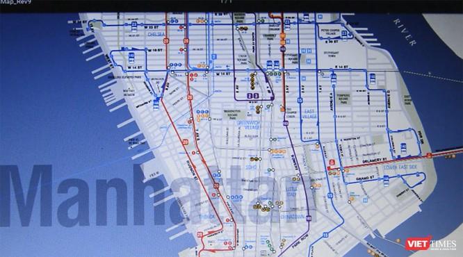 """Xuất khẩu ứng dụng di động """"kết nối tàu xe"""" từ Đà Nẵng sang New York ảnh 1"""
