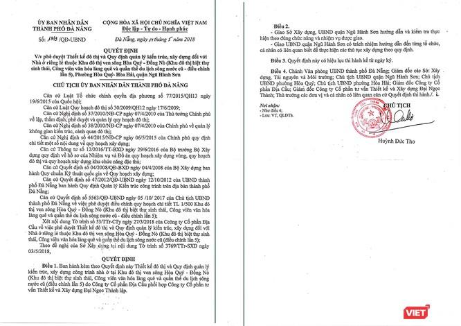 Đà Nẵng: Mạng xã hội choáng váng vì quy định chỉ cấp phép xây nhà hơn 2 tầng ảnh 1