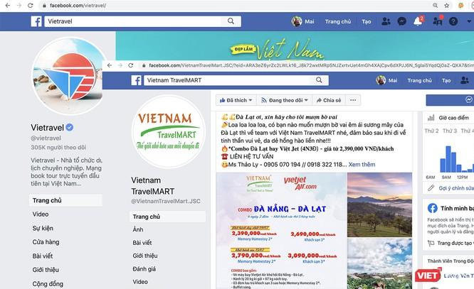 Du lịch Đà Nẵng dùng mạng xã hội vượt khó như thế nào? ảnh 1