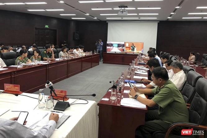 Bộ Y tế kiến nghị thực hiện giãn cách xã hội 2 quận ở Đà Nẵng ảnh 1