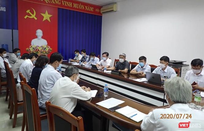 Chủ tịch UBND TP Đà Nẵng: Hoạt động của Đà Nẵng vẫn diễn ra bình thường ảnh 1