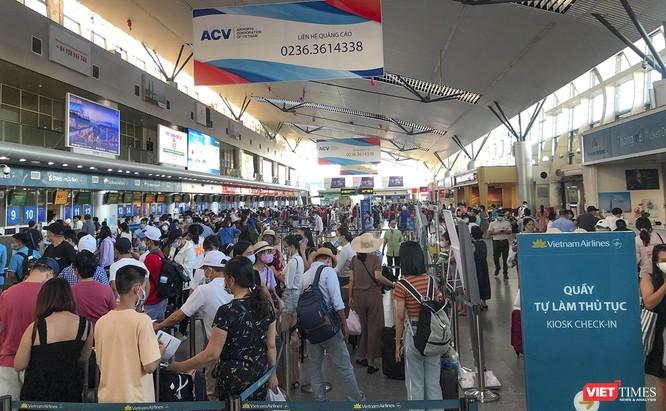 Hàng loạt địa phương yêu cầu khai báo y tế trực tuyến đối với người về từ Đà Nẵng ảnh 1