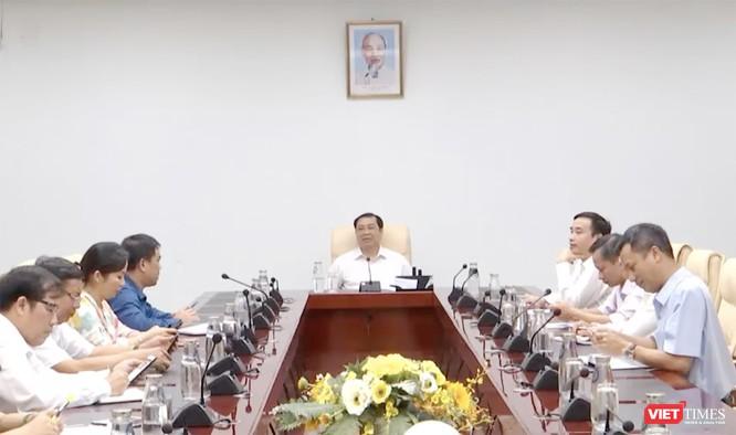 Nóng: Từ 13h hôm nay, Đà Nẵng tạm dừng đón du khách và hoãn các hoạt động tập trung đông người ảnh 1
