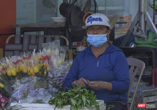 Đà Nẵng: Chợ An Hải Đông đã được dỡ rào chắn phong tỏa ảnh 15