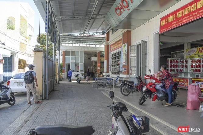 Đà Nẵng: Chợ An Hải Đông đã được dỡ rào chắn phong tỏa ảnh 10