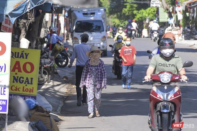 Đà Nẵng: Chợ An Hải Đông đã được dỡ rào chắn phong tỏa ảnh 7