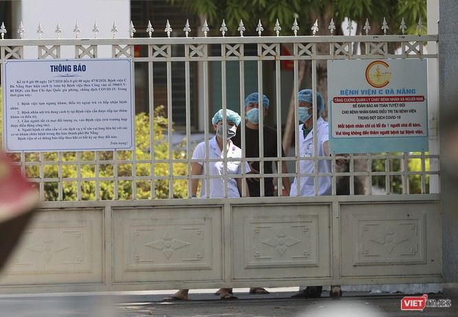 Ảnh: Tình người Đà Nẵng qua những chuyến hàng ủng hộ bác sĩ nơi tuyến đầu chống dịch ảnh 16