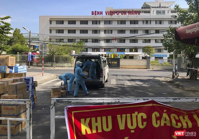 Ảnh: Tình người Đà Nẵng qua những chuyến hàng ủng hộ bác sĩ nơi tuyến đầu chống dịch ảnh 21