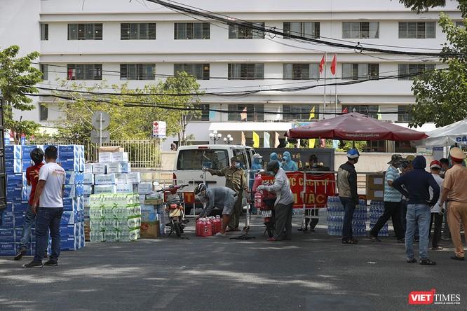 Đà Nẵng trưng dụng cung thể thao Tiên Sơn làm bệnh viện dã chiến ứng phó với dịch COVID-19 ảnh 1