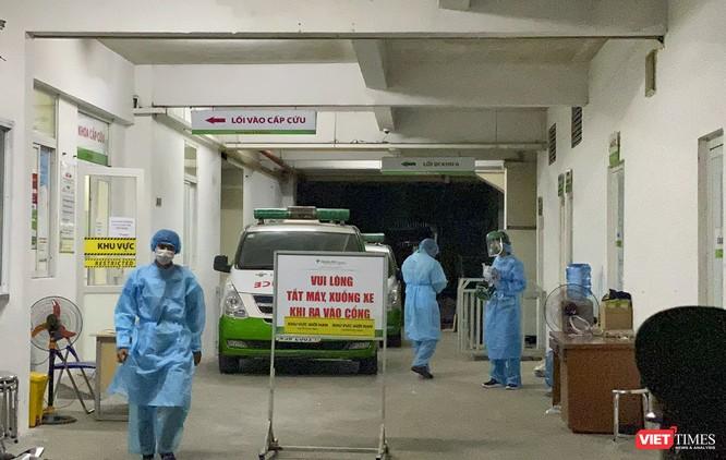 Đà Nẵng: Phong tỏa Bệnh viện Hoàn Mỹ sau ca bệnh mắc COVID-19 số 449 ảnh 1