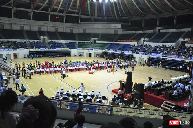 Đà Nẵng bắt đầu xây dựng bệnh viện dã chiến tại cung thể thao Tiên Sơn ảnh 22