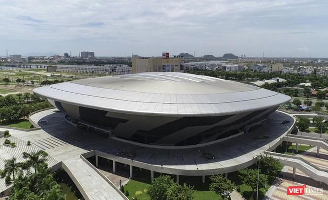 Đà Nẵng bắt đầu xây dựng bệnh viện dã chiến tại cung thể thao Tiên Sơn ảnh 4