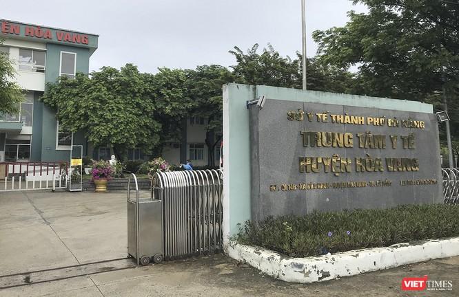 Đà Nẵng bắt đầu xây dựng bệnh viện dã chiến tại cung thể thao Tiên Sơn ảnh 1
