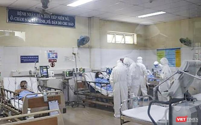 Chuyên gia tâm lý BV Bạch Mai vào hỗ trợ các bác sỹ tuyến đầu chống dịch vượt qua áp lực ảnh 1