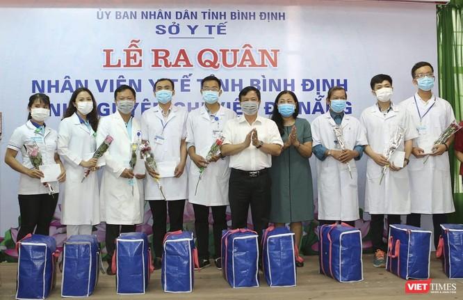 """Các y bác sĩ ở Đà Nẵng sẵn sàng """"Bắc tiến"""" hỗ trợ các tỉnh bạn chống dịch COVID-19 ảnh 2"""
