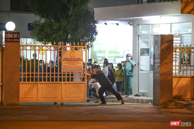 Bệnh viện C chính thức được dỡ bỏ phong tỏa sau 14 ngày cách ly ảnh 1