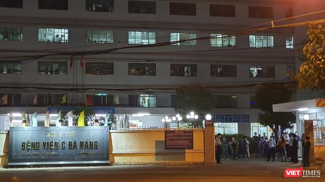 Bệnh viện C chính thức được dỡ bỏ phong tỏa sau 14 ngày cách ly ảnh 5
