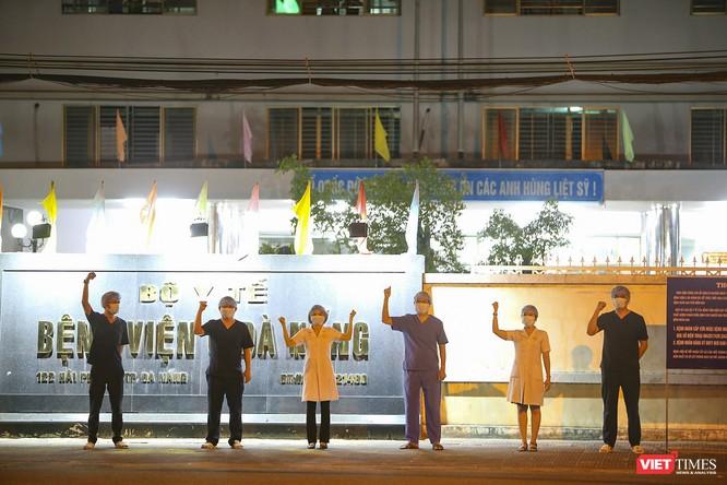 Bệnh viện C chính thức được dỡ bỏ phong tỏa sau 14 ngày cách ly ảnh 7