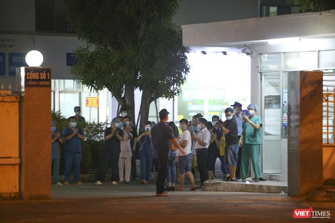 Bệnh viện C chính thức được dỡ bỏ phong tỏa sau 14 ngày cách ly ảnh 8