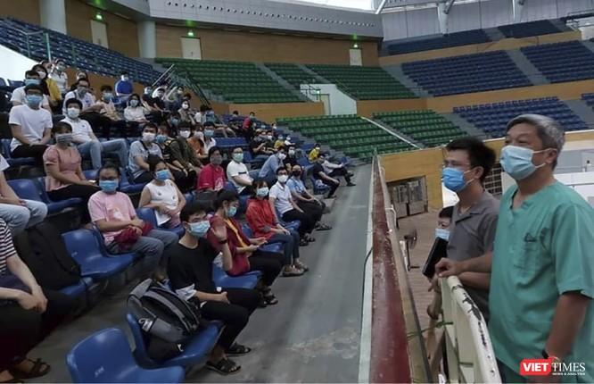 Các bác sỹ Hải Phòng, Bình Định sẽ làm việc tại Bệnh viện dã chiến Tiên Sơn ảnh 1