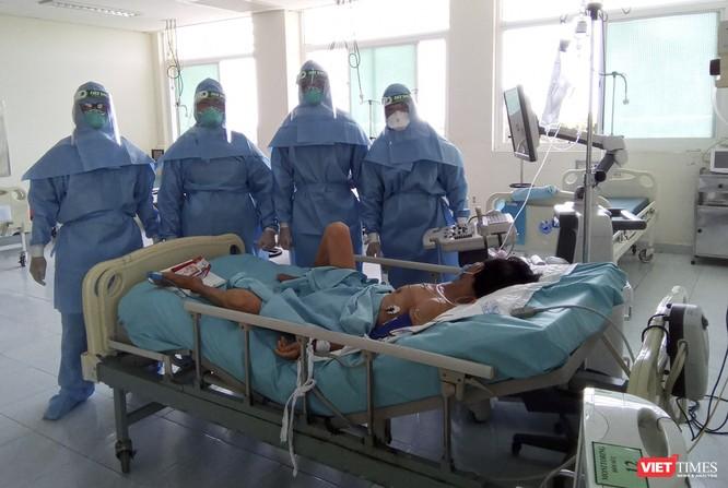 Thông tin mới nhất về bệnh nhân 100 tuổi mắc COVID-19 ở Quảng Nam ảnh 3