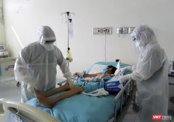 Thông tin mới nhất về bệnh nhân 100 tuổi mắc COVID-19 ở Quảng Nam ảnh 1