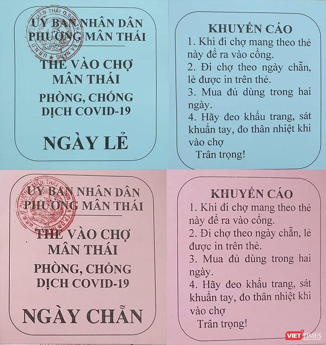 Từ 12/8, Đà Nẵng sẽ áp dụng quy định đi chợ bằng phiếu để chống COVID-19 ảnh 1