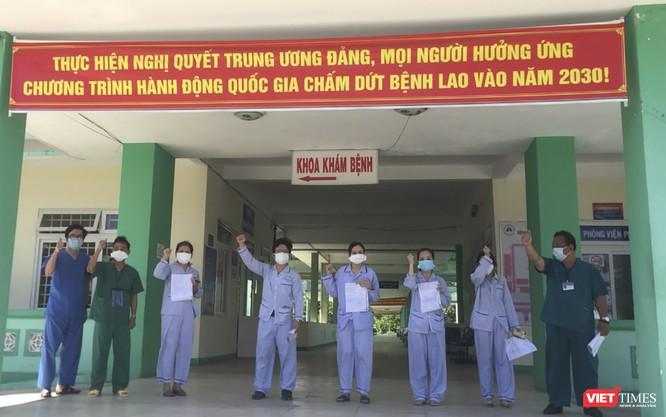 Đà Nẵng: Thêm 9 bệnh nhân COVID-19 được xuất viện ảnh 1