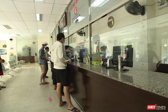 Đà Nẵng ngày đầu cho phép vận tải hành khách trở lại ra sao? ảnh 5