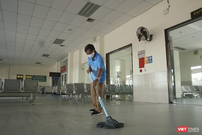 Đà Nẵng ngày đầu cho phép vận tải hành khách trở lại ra sao? ảnh 3