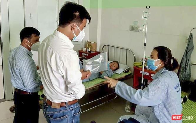 Phát hiện Clostridium Botulinum trong mẫu pate Minh Chay khiến 3 người ở Quảng Nam nhập viện ảnh 1