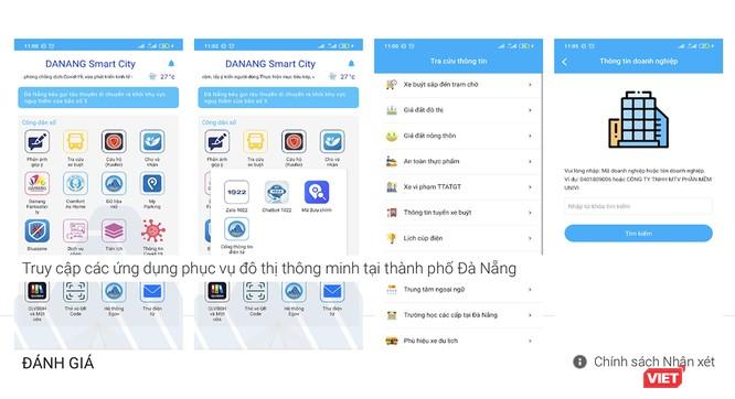 Đà Nẵng đưa ứng dụng DaNang Smart City trên di động vào phục vụ người dân ảnh 2