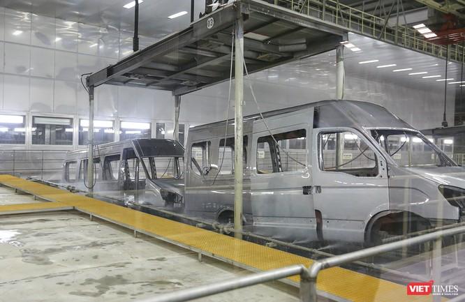 Thaco ra mắt dây chuyền sản xuất và sản phẩm Mini Bus Iveco Daily ảnh 4