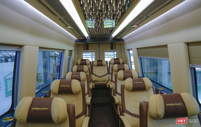 Thaco ra mắt dây chuyền sản xuất và sản phẩm Mini Bus Iveco Daily ảnh 5