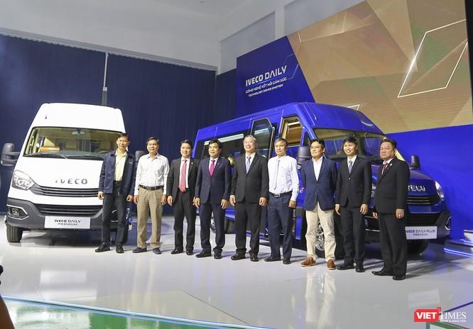 Thaco ra mắt dây chuyền sản xuất và sản phẩm Mini Bus Iveco Daily ảnh 2