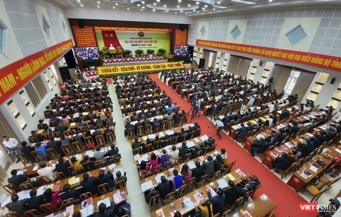 Quảng Nam khai mạc Đại hội đại biểu Đảng bộ tỉnh lần thứ XXII ảnh 3