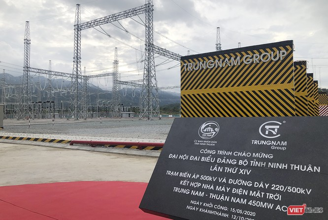 Ninh Thuận: Khánh thành Nhà máy điện mặt trời lớn nhất Đông Nam Á ảnh 3