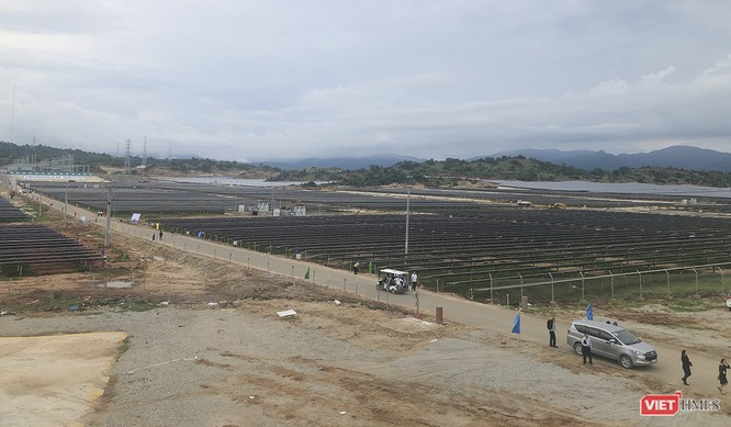 Ninh Thuận: Khánh thành Nhà máy điện mặt trời lớn nhất Đông Nam Á ảnh 2
