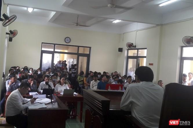 """Vụ """"Tranh chấp môi giới BĐS ở Quảng Nam"""": TAND thị xã Điện Bàn yêu cầu các bên ra sổ cho khách hàng ảnh 1"""