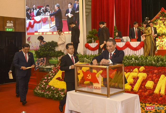Ông Nguyễn Văn Quảng được bầu làm Bí thư Thành uỷ Đà Nẵng khoá XXII ảnh 1