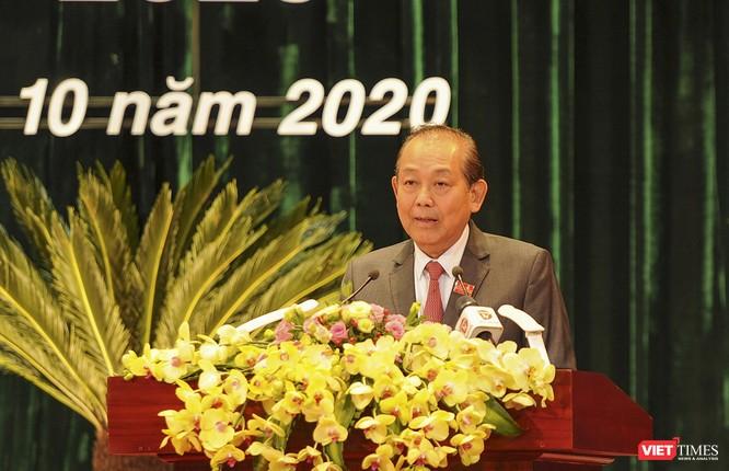 Đại hội Đảng bộ TP. Đà Nẵng khoá XXII chính thức khai mạc ảnh 2