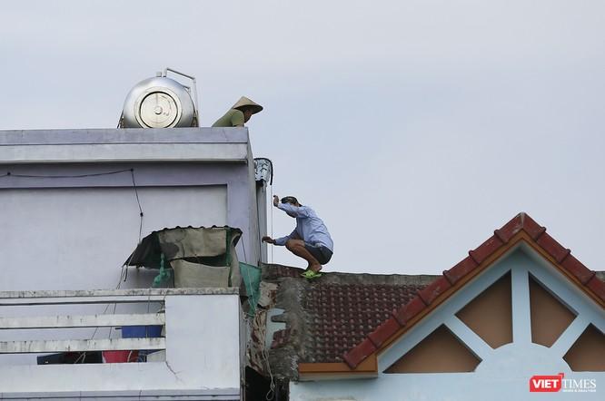Ứng phó siêu bão số 9, Đà Nẵng tuyên bố xử lý hình sự người chống đối lệnh giới nghiêm ảnh 5