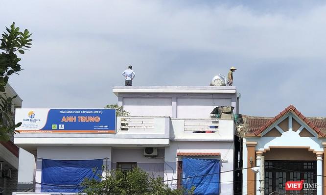 Ứng phó siêu bão số 9, Đà Nẵng tuyên bố xử lý hình sự người chống đối lệnh giới nghiêm ảnh 7